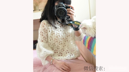 蔷薇钩织视频第102集白琉璃片头宣传