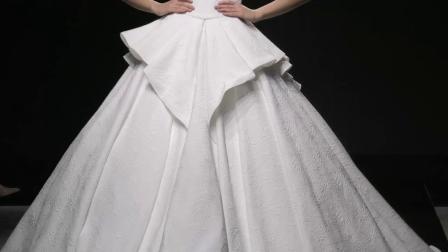 AOLISHA澳利莎婚纱品牌2020FW时尚新品走秀视频