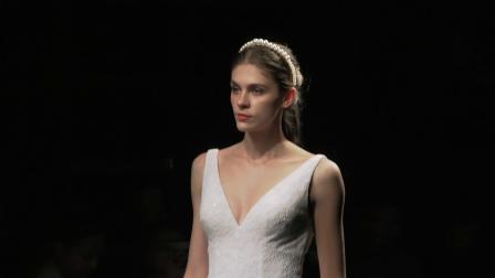 DT国际婚纱品牌2020FW新品模特走秀视频