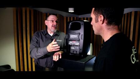 对话真力研发总监,了解W371母带低音系统的设计和应用