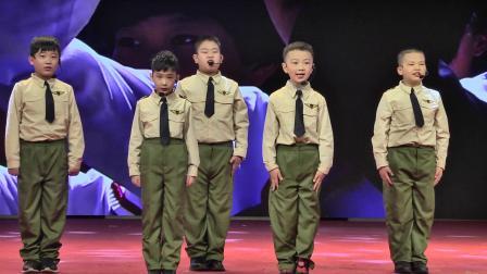 朗诵中国大阅兵音艺之声获奖节目