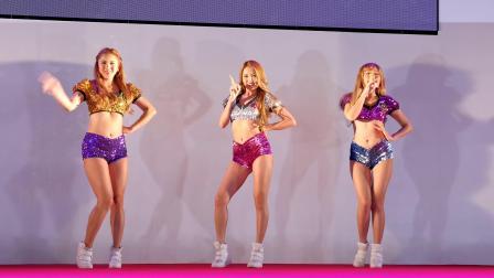 音乐舞蹈 美女舞蹈 群舞