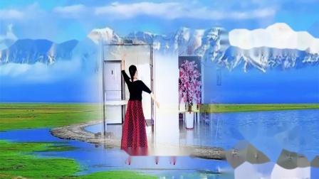 卓玛泉〖背面〗藏族舞 曾惠林舞蹈系列