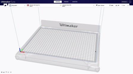 【Ultimaker软件】3D打印参数设置懒人福音——目标设定预配置文件