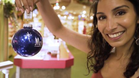 密西根州弗兰肯莫斯:探索 Bronner's Christmas Wonderland 商店