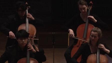愛德華•威廉•艾爾加  為弦樂團所作的悲歌Op.58_高清