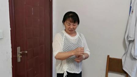 胡升猛运用高月神经敏化针治疗王女士挠骨茎突腱鞘炎视频