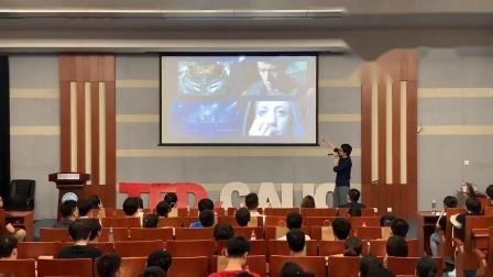 脑机接口的未来畅想|邓虎|TEDxCAUC