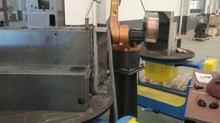 焊接机器人的焊缝寻位功能