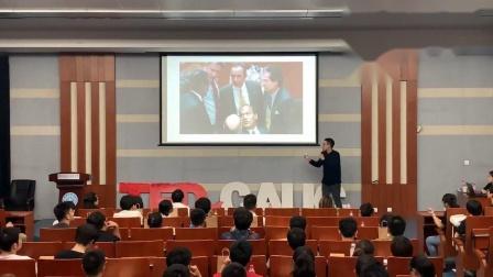 寻找生命的真理|Jonathan Liu|TEDxCAUC