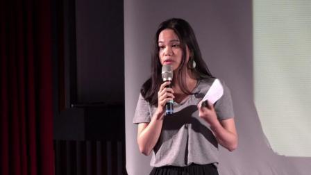 赋权是双向的|戴芯榆|TEDxNCCU