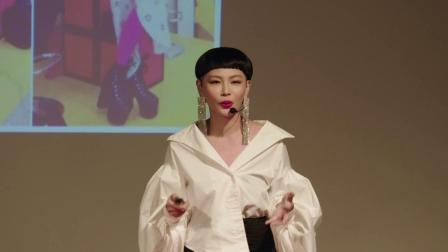 自信建造,献给在生活中焦虑的你|Judy Chou|TEDxNeihu