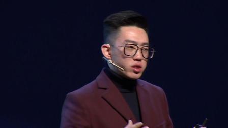 在20岁,学会热爱,攀登那座山|张浩宇|TEDxXujiahui
