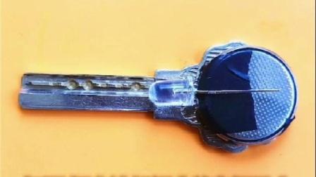 科技小制作-可以发光的钥匙.mp4