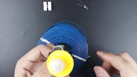 用一盘电线发电实验.mp4