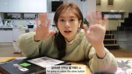 [Ssomday Vlog 22]YT银色按钮 两次生日party-郑素敏
