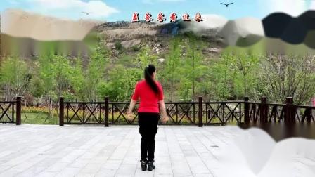 刘荣广场舞 对面的小姐姐