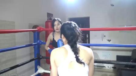TLBC-FB43-Yuan VS Lihan _#8211; The Legendary Boxing Club