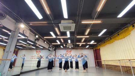 古典舞-烟雨行舟(编舞浙江歌舞剧院海威老师👩🏫)