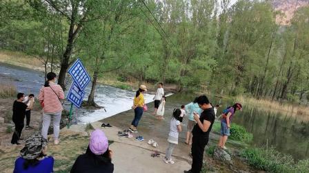 CCTV牛恩发现之旅:疫情后的五一节(北京区郊)。