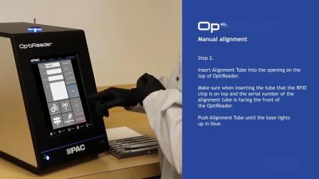 Optireader Manual Alignment final
