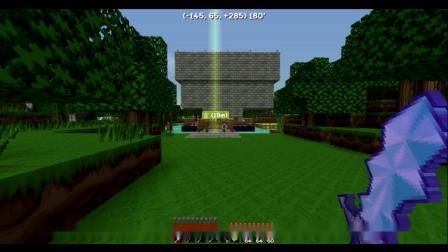[龙组白龙]我的世界暮色森林MOD:我盖了一座黄金城堡