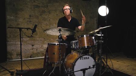 【狼的音乐站】Morten Lund - 'Street Blues'