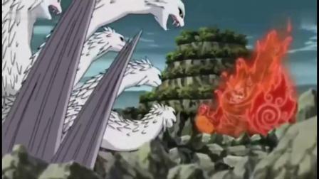 火影: 鼬用'十拳剑'封印大蛇丸