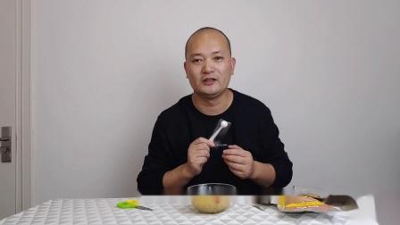 小伙用神奇的材料把泡面汤做成了面条,这真的好吃吗?