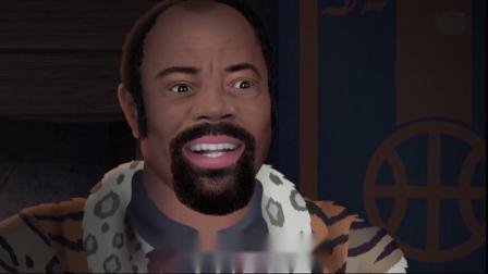 NBA版权游第五季06集:波神被困烂泥城堡