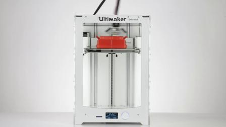 【Ultimaker盘点赏析】3D打印加大版Ultimaker机器人