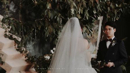 「HERE-婚礼电影」志欢&卓联 室内森系-四季酒店