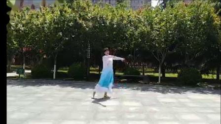 广场舞   老父亲