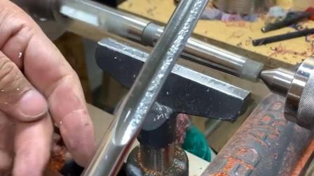 红箭传统车刀硬度锋利度展示艾宇手作