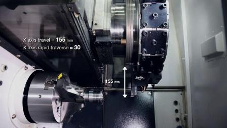 东台精机 - TD-1500Y 实现精密的车削与铣削工程