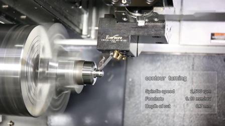 东台精机 TD-1500Y - 复合式车削中心机
