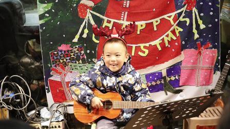 2019 指间琴行尤克里里圣诞节活动