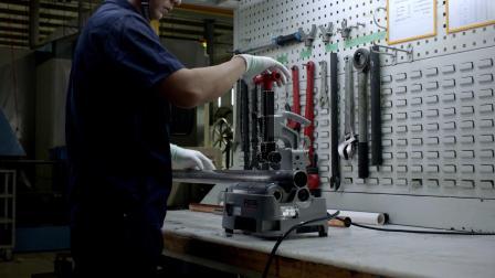 里奇PC 116型电动切管机介绍(RIDGID)