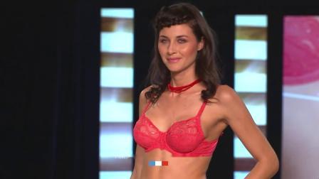 欧美模特性感时尚内衣走秀