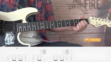 【练习31】重金属节奏吉他第二册示范演奏