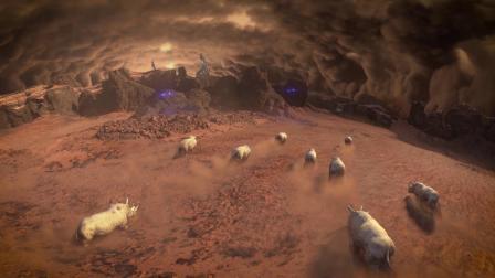 """光环:前哨的发现中的""""环体验""""项目 The Ring Experience at Halo Outpost Discovery"""
