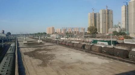 (火车视频)建三江站车迷候车室69-9月27日哈东站看车