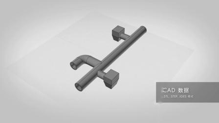 维捷3D打印机工作过程