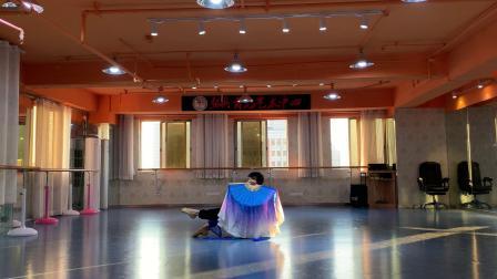 古典舞南山南第一小节正面音乐