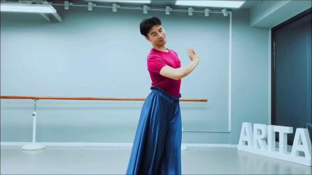 古典舞《倾心》编舞:官生松