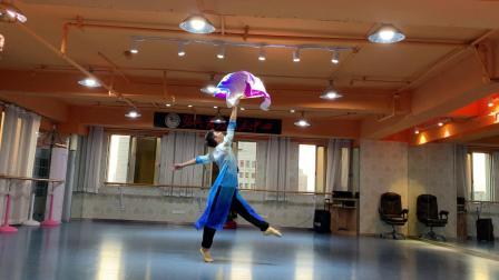 古典舞南山南第五小节正面音乐