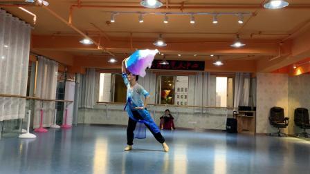 古典舞南山南第六小节正面音乐