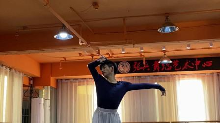 古典舞愿得一心人完整版正面展示