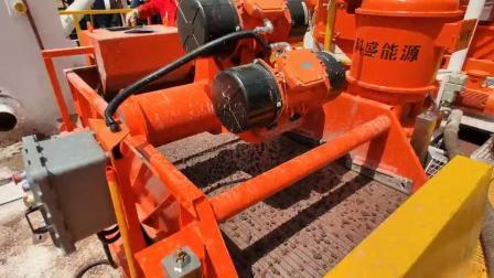 钻井液振动筛【现场运行】科盛能源固控设备