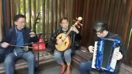 《赛马》器乐合奏